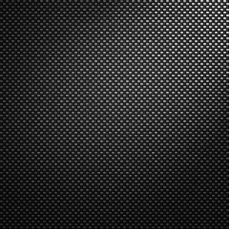 Grey carbon fiber background photo