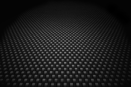 carbon fibre: Grey carbon fiber background