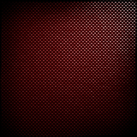 crimson: Red carbon fiber background