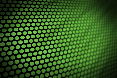 Green digital background or texture