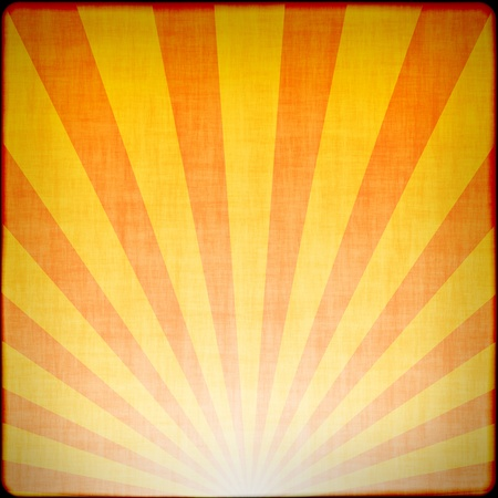 Sunbeams abstract background photo