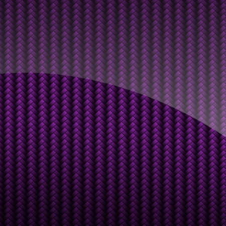 carbon fibre: Violet glossy carbon fiber background or texture Stock Photo