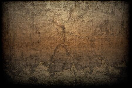 Old destructed wall background photo