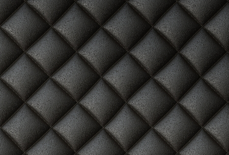 black leather texture: Black leather background or texture
