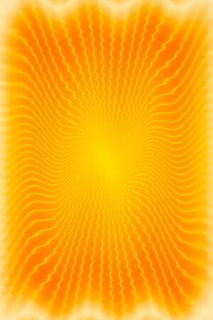 Abstract sunburst background or texture in warm colors photo