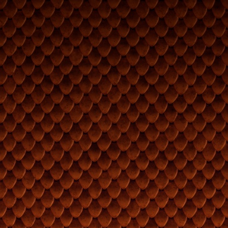 snake skin pattern: Red dragon scale seamless background or texture
