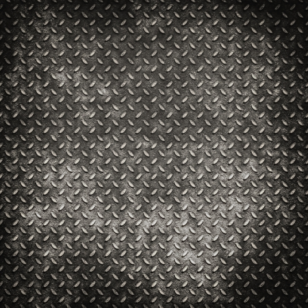 Grunge metal diamond plate background or texture Stock Photo - 17253469