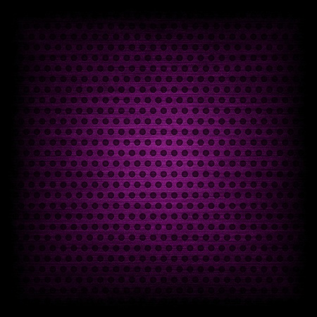 carbon fibre: Purple circle pattern texture or background