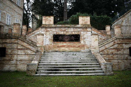 bonaparte: Staircase Villa Bonaparte