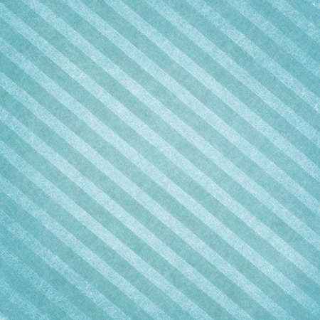 classy background: blue striped background, vintage texture on diagonal lines background pattern Stock Photo
