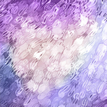 artsy: abstract glass texture background in purple pink white and blue colors, unusual artsy background design