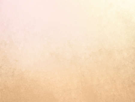 light orange background, faded gradient light peach to white color with dark beige orange bottom border and glassy bumpy texture Foto de archivo