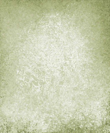 green background paper, vintage texture and distressed soft pale green color