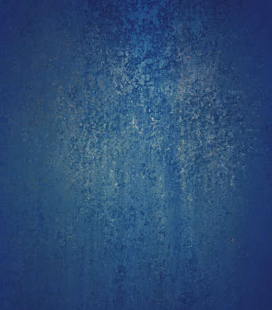 solid blue background: solid blue background paper with vintage grunge background texture design, elegant grungy blue backdrop