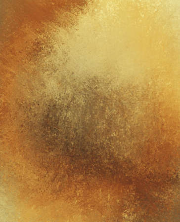 marbled: beautiful gold brown colorful background design, textured marbled grunge paint illustration