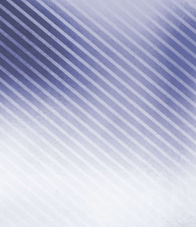 diagonal: dark blue background with white stripes in diagonal pattern and faint texture
