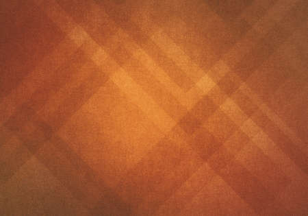 diagonal: abstract background orange and brown square and diamond shaped transparent layers in diagonal pattern background