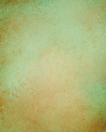 Beautiful Green Yellowed Background Design, Textured Wall Paint ...