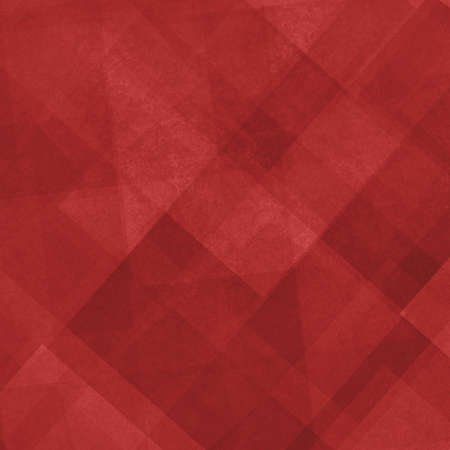diamond shaped: abstract background red and gray square and diamond shaped transparent layers in diagonal pattern background