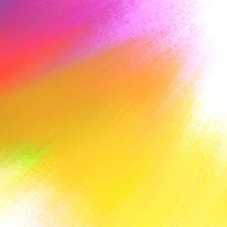 smeary: color splash background in bright colorful yellow pinks purples and green with white grunge texture