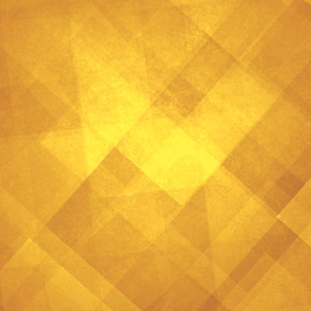 abstract background gold and brown square and diamond shaped transparent layers in diagonal pattern background photo