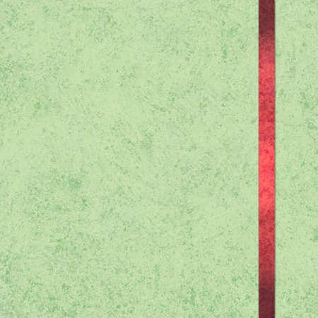 Green Farben green background paper with metallic sidebar ribbon