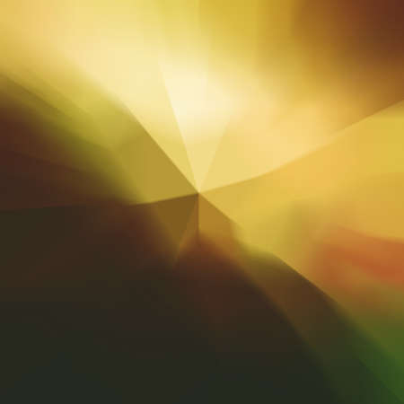artsy: dramatic abstract background with 3d paint effect, bright gold on black background with green and red marbled color, different artsy line texture