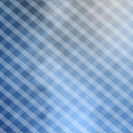 blotchy: abstract blue striped checkered background pattern with blurred blotchy under painting with white faded lines angled in soft overlay, blue checkerboard background
