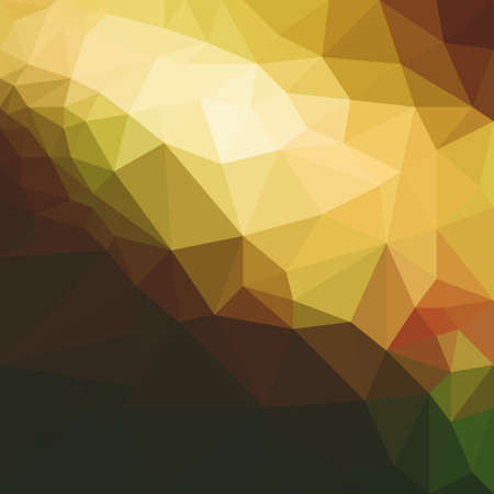 dramatic: low poly gold and black background design, dramatic gold angles against dark black background, geometric shapes