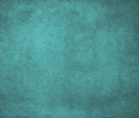 solid blue background: solid blue green background design with distressed vintage texture