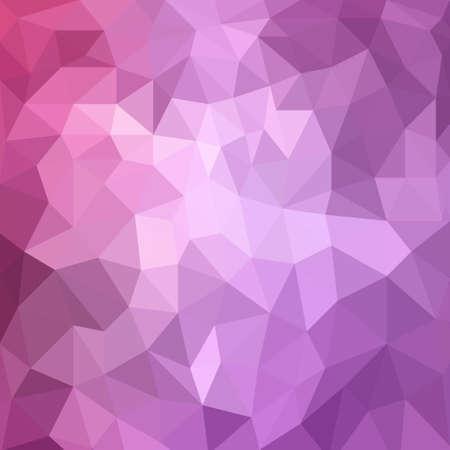 Astratto viola sfondo rosa, poli con texture forme basse triangolo a modello casuale, trendy sfondo lowpoly Archivio Fotografico - 39242613