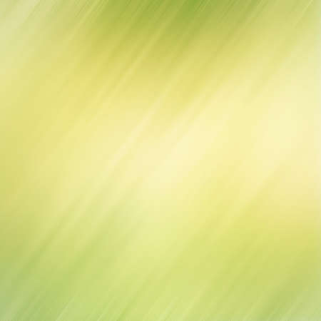 shimmery: yellow green background motion blur texture Stock Photo