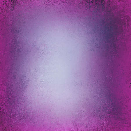 sponged: shiny purple background with vintage textured distressed grunge border