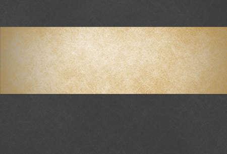black background with gold header title bar. gold banner. 版權商用圖片 - 40633768