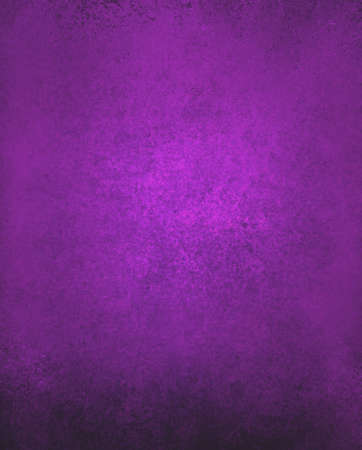 purple background paper, vintage texture and distressed black grunge border 版權商用圖片
