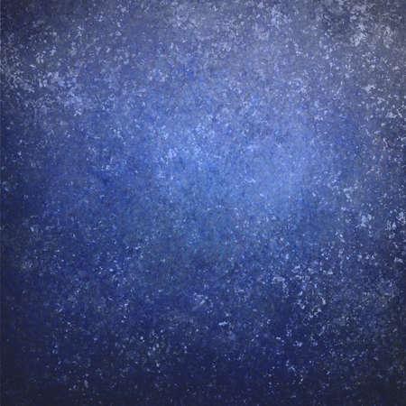 fondo vintage azul: ilustraci�n de la vendimia fondo azul viejo, apenado textura viejo y azul pintura de color, papel fondo azul viejo
