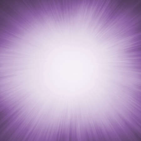 zoomed in: bright white sunburst design on purple background with zoomed in effect border, blank product display background