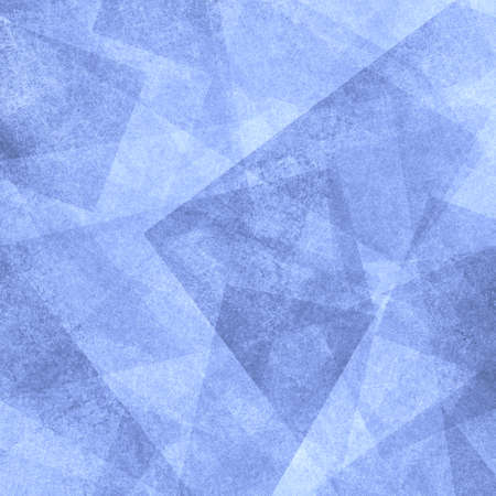 diamond shaped: abstract background blue and white square triangle and diamond shaped transparent layers in diagonal pattern background