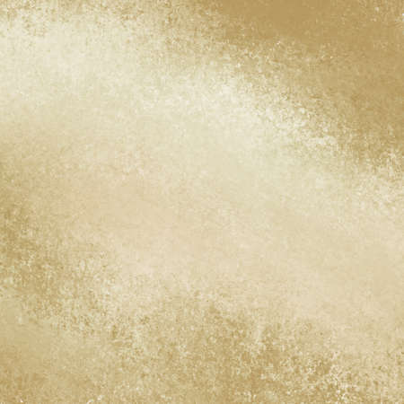 abstract light brown background pale stripe of light messy beige paint with dark golden brown color borders in corners