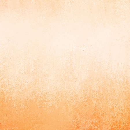 orange peach background paper texture and grunge border