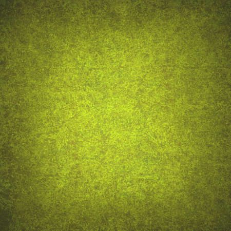 light pastel green background with pale yellow vintage grunge background texture, abstract background for elegant Easter or Christmas background or web template Stok Fotoğraf - 45695589