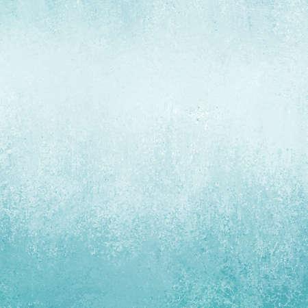 パステル ブルーの背景テクスチャとグランジの境界線