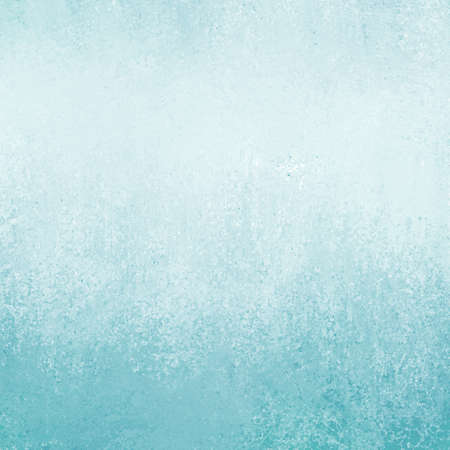 grunge border: pastel blue background with texture and grunge border