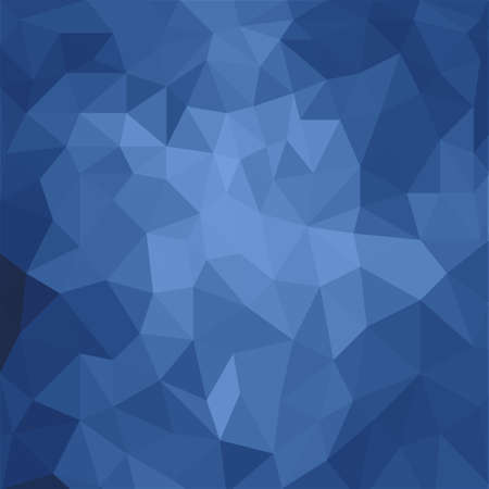 abstract blue background, low poly textured triangle shapes in random pattern, trendy lowpoly background