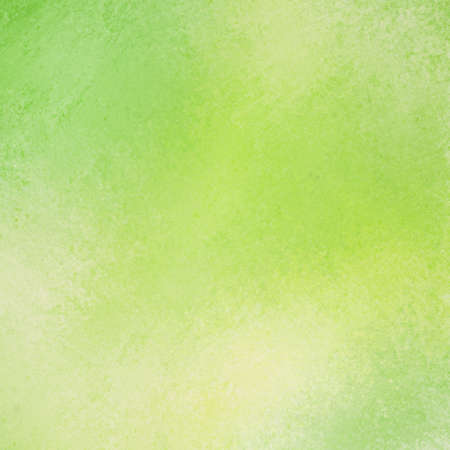 vintage distressed bright lemon lime green background texture layout