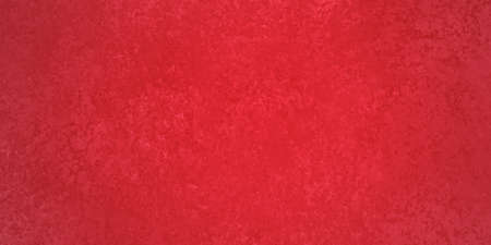 sponged: abstract red background or Christmas paper. Sponged vintage background texture. Stock Photo