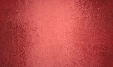 sponged: abstract faded red background or Christmas paper. Sponged vintage background texture.