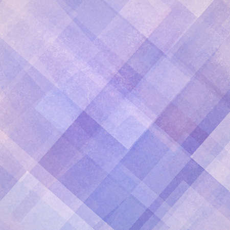 diamond shaped: abstract background purple and white square and diamond shaped transparent layers in diagonal pattern background