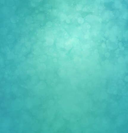 봄 배경, 푸른 녹색 bokeh 빛 하늘에 빛나는
