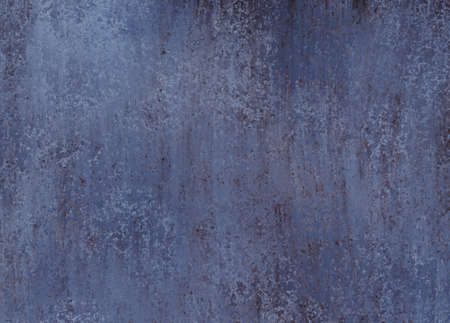 smeary: messy grunge blue background texture Stock Photo